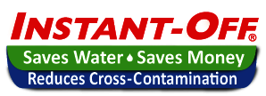Instant-off logo